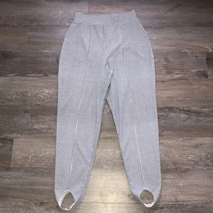 Metropolitan Vintage NY Saddle Pants